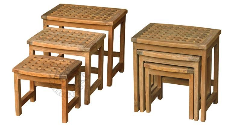 The Death of teak outdoor furniture